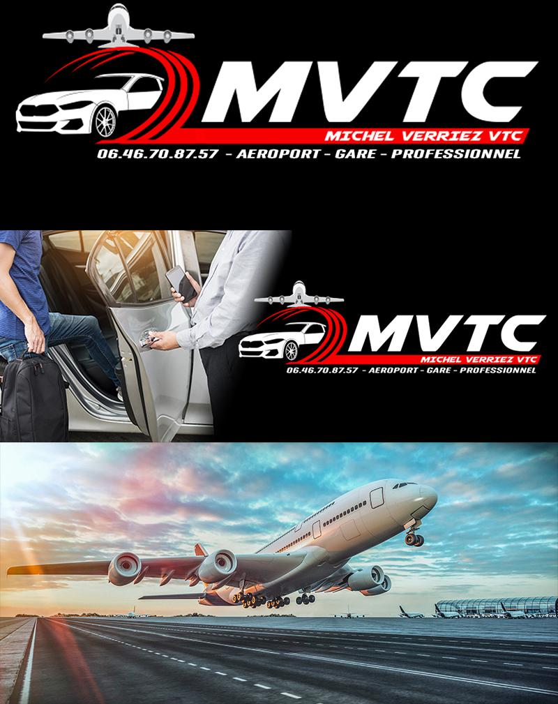 Création logo VTC